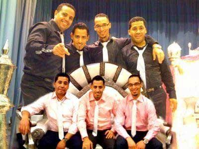 Orchestre pour mariage - Le Soleil du Maghreb