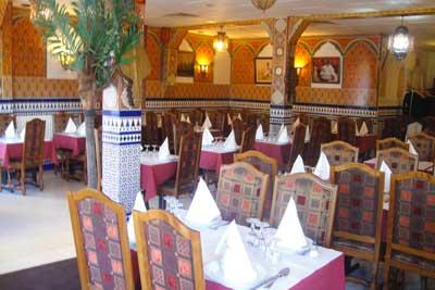 Restaurant Le Maroc - Noisy le Grand