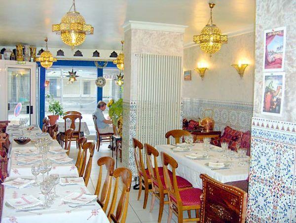 Restaurant Coucous Meaux - L'Etoile d'Agadir