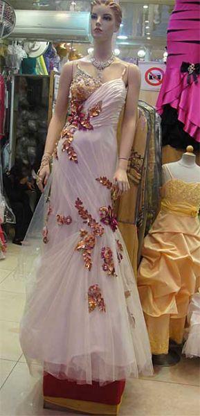 dubai couture robes de soirées tenues orientales paris